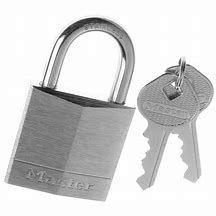 30mm Padlock with Key